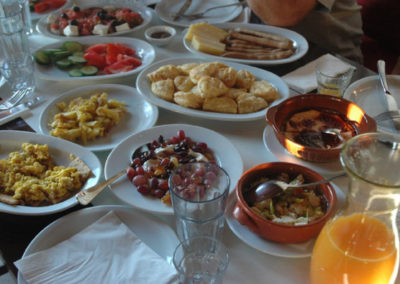 Greek Tapas