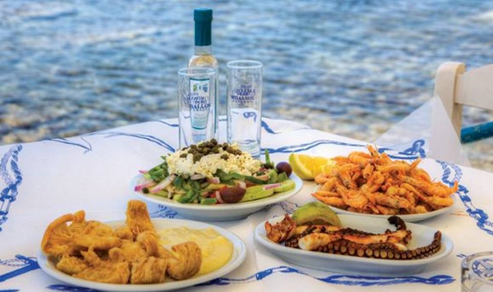 Ouzo as a way of life in Greek culture and cusine!