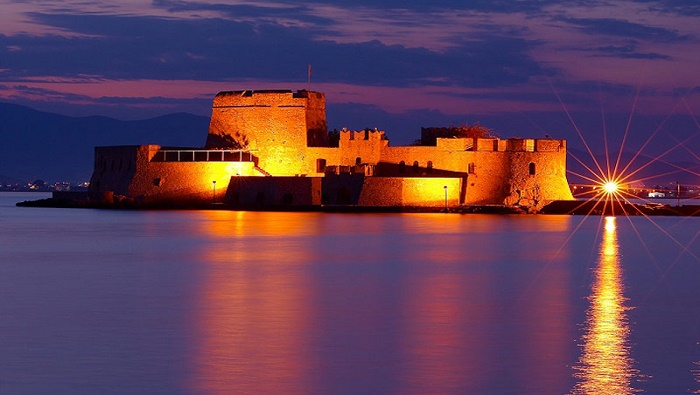Nafplio has charming Venetian heritage (video)