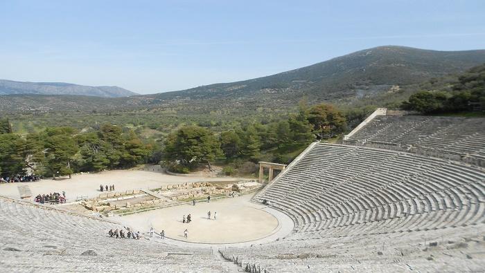 epidaurus theatre-classical greece