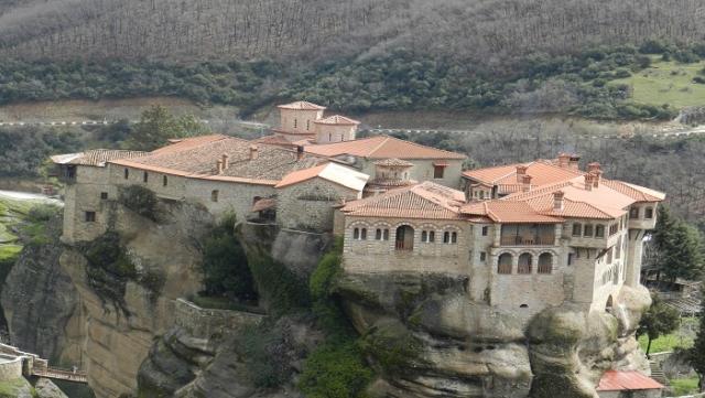 metora monastery